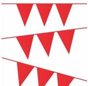 Haza Original Vlaggenlijn Rood 10 meter