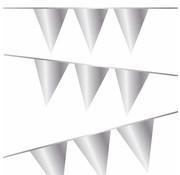 Haza Original Vlaggenlijn Zilver 10 meter