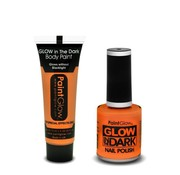 PaintGlow PaintGlow set LIGHT UP ORANGE!!!!!