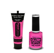 PaintGlow PaintGlow set LIGHT UP PINK!!!!!