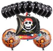 Joni's Winkel Ballonnen set piraten schip