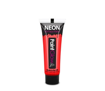 PaintGlow PaintGlow Face & Body paint Neon Rood