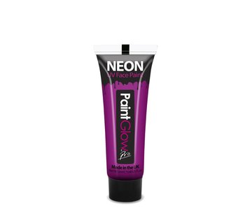 PaintGlow PaintGlow Face & Body paint Neon Paars
