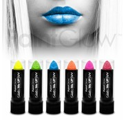 PaintGlow PaintGlow Multipack UV Glitter Lipstick 6in1