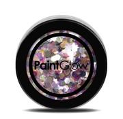PaintGlow PaintGlow Chunky Unicorn UV Glitter shakers Carnival Chaos