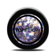 PaintGlow PaintGlow Chunky Unicorn UV Glitter shakers Dusk till Dawn