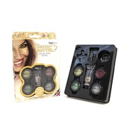 PaintGlow PaintGlow CLASSIC GLITTER GIFT SET FOR FACE, BODY & NAILS