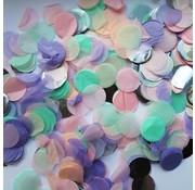 Joni's Winkel Ballon confetti mermaid 20 gram