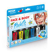 Moon Creations Moon-Creations Body & Face paint box set