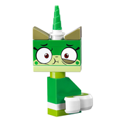 Lego LEGO® Minifigures Unikitty Series - Queasy Unikitty 11/12 - 41775