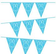 Nijntje Vlaggenlijn Nijntje blauw 10 meter