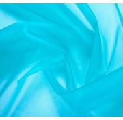 Joni's Winkel Organza/Tule 48x500 cm licht blauw