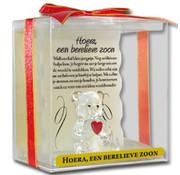 """Miko Angel & Bear """"Hoera, een berelieve zoon"""""""