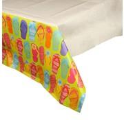 Amscan Tafelkleed Slippers 137 x 259 cm