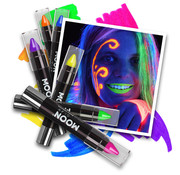 Moon Creations Moon-Glow Multipack Paintstick 6in1