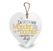 """Miko Hartje voor jou """"Moeder & Dochter"""""""
