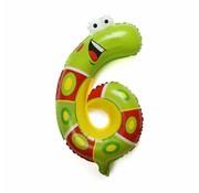 Joni's Winkel Folieballon 6 Dieren