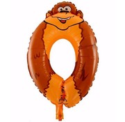 Joni's Winkel Folieballon 0 Dieren