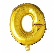 Joni's Winkel Folieballon O Goud 35 cm