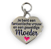 "Miko Charms for you ""Moeder"""