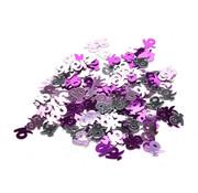 Joni's Winkel Confetti 16 jaar Roze/Zilver 14 gram