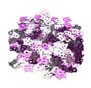 Joni's Winkel Confetti 18 jaar Roze/Zilver 14 gram