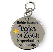 "Miko Charms for you ""Vader & Zoon"""