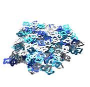Joni's Winkel Confetti 13 jaar Blauw/Zilver 14 gram