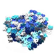 Joni's Winkel Confetti 16 jaar Blauw/Zilver 14 gram