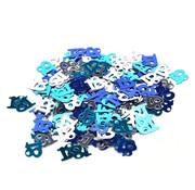 Joni's Winkel Confetti 18 jaar Blauw/Zilver 14 gram