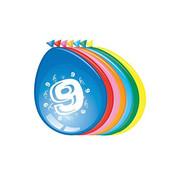 Comedia Ballonnen 9 jaar 8 stuks 30 cm