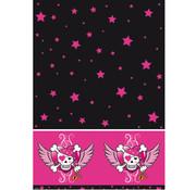 Folat Tafelkleed Pink Pirate girl 130 x 180