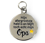 "Miko Charms for you ""Liefste Opa"""