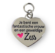 "Miko Charms for you ""Liefste Zus"""