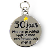 "Miko Charms for you ""50 jaar"""