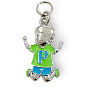 "Miko Charms for you ""P (jongen)"""