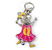 "Miko Charms for you ""Q (meisje)"""