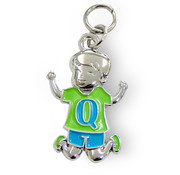 "Miko Charms for you ""Q (jongen)"""