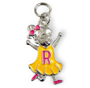 "Miko Charms for you ""R (meisje)"""