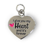 """Miko Charms for you """"Heart"""""""