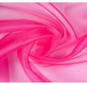 Organza/Tule 48x500 cm roze