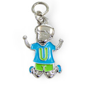 "Miko Charms for you ""U (jongen)"""
