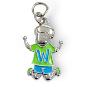 "Miko Charms for you ""W (jongen)"""