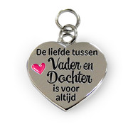 "Miko Charms for you ""Liefste Dochter"""