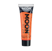 Moon Creations Moon-Glow Face & Body paint UV Glitter Oranje