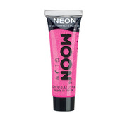 Moon Creations Moon-Glow Face & Body paint UV Glitter Hot Pink