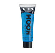 Moon Creations Moon-Glow Face & Body paint UV Glitter Blauw