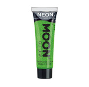 Moon Creations Moon-Glow Face & Body paint UV Glitter Groen