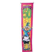 Banier Sarah 50 Jaar 40 x 180 cm