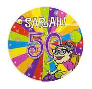 Sarah Button